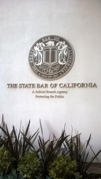State Bar sign